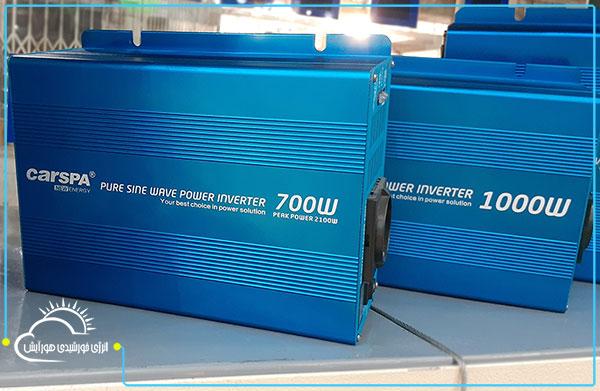 اینورتر تمام سینوسی سری skd برند carspa در فروشگاه انرژی خورشیدی هورآیش