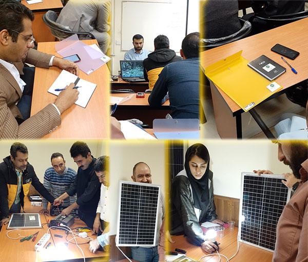 دوره آموزش طراحی انرژی خورشیدی