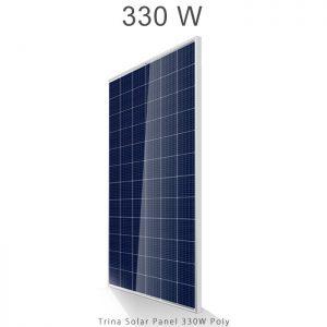 پنل خورشیدی ترینا سولار 320 وات پلی کریستال