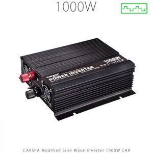 اینورتر شبه سینوسی 1000 وات برند CARSPA سری CAR