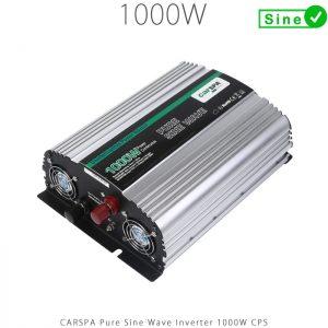 اینورتر سینوسی 1000 وات سری CPS برند CARSPA در فروشگاه انرژی خورشیدی هورآیش