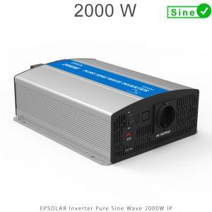 اینورتر سینوسی 2000 وات برند EPSOLAR سری IP
