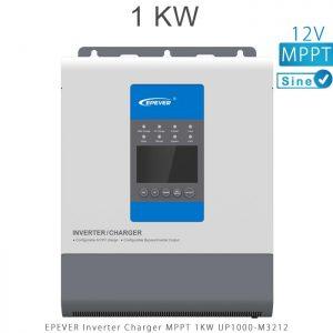 اینورتر شارژر 1KW مدل UP1000-M3212 برند EPEVER تکنولوژی تمام سینوسی MPPT در فروشگاه انرژی خورشیدی هورآیش