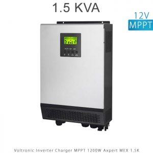 اینورتر شارژر 1.5 کیلو برند VOLTRONIC تکنولوژی تمام سینوسی MPPT مدل Axpert MEX 1.5K در فروشگاه انرژی خورشیدی هورآیش