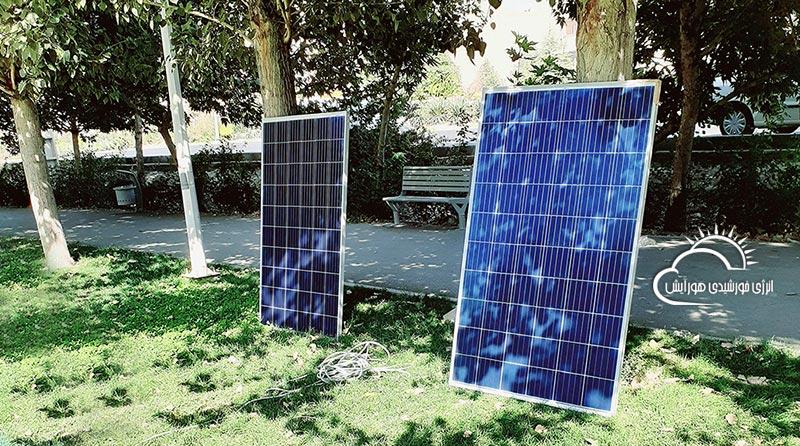پمپ کفکش خورشیدی