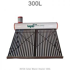 آبگرمکن خورشیدی 300 لیتر ساده مدل فلوتردار برند آویسا در فروشگاه انرژی خورشیدی هورآیش